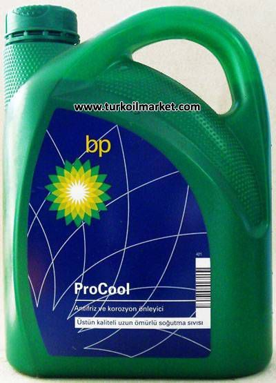 BP Antifiriz Procool 3 LT Antifrizler bp