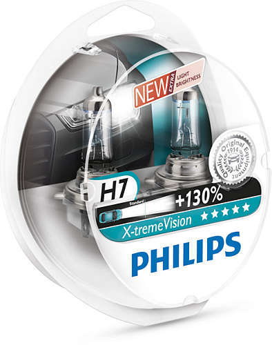 Philips H7 Diamond Vision 12v 55w 5000K- Far Ampul Seti Far Ampulleri philips